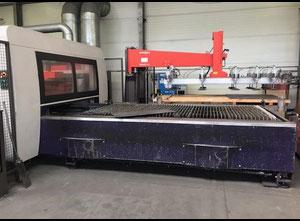 Bystronic Bysprint fiber 3015 laser cutting machine