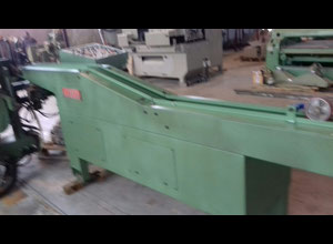 Reconditioned Automatic line for production of solid parquet  A-Costa Mistral Plant
