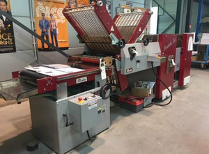 Petratto Cordoba 3D folding machine