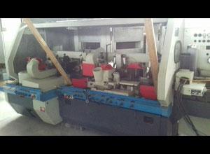 WEINIG UNIMAT 23L Gebrauchte Mehrkopf-Kehlmaschine