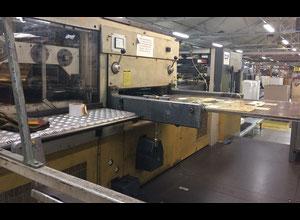 Maszyna sztancująca BOBST SP 126 BMA