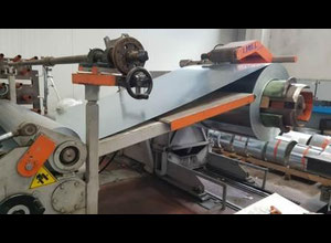Used IMAL 1500X2 Slitting line
