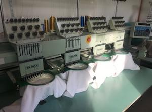 Tajima TMFX-C904 Вышивальная машина