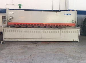 Used LVD HST-C 8-40 CNC shears