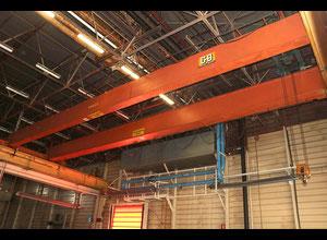 Kladkostroj Demag 10 ton x 22515 mm