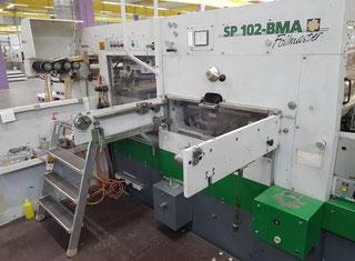 Bobst SP 102 BMA Foilmaster P91101088