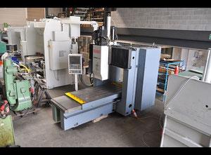 Bergonzi Synthesis, X: 2000 - Y: 1100 - Z: 450 mm Portalfräsmaschine