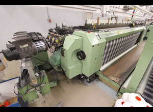 8 SULZER projectile looms type P7200 B330 N4 EP K