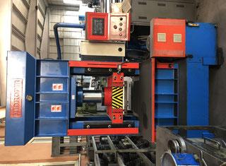 Hi̇tropi̇r Rubber Press 100 Ton P91103013