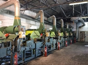 Margasa textile recycling complete line
