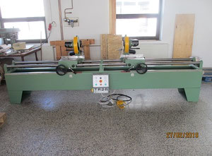 Omga TR2A Used cross-cut optimizing saw