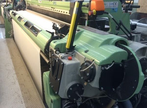 8 Somet ALPHA HI drive looms 3.40m YEAR 2004/5