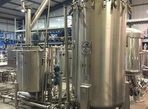 Macchina per la produzione di vino, birra o bevande alcoliche Filtrox Filter-O-Mat 106