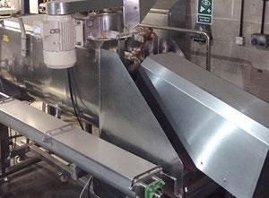 Máquina para el procesamiento de alimentos Unbranded Continuous Ribbon Blender
