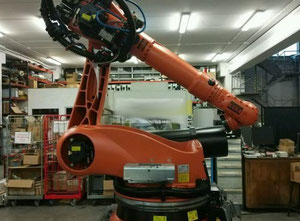 Kuka KR 210 - 2K L SHELF Industrieroboter