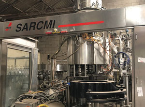 Sarcmi Mono-Block Plastic Bottling Line Abfüllmaschine - Abfüllanlage