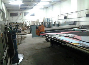 Coopmes Brava 2500 Glass cutting machine