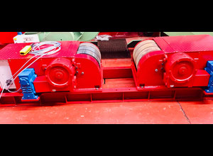 Romar 100 Ton Conventional Welding Rotators