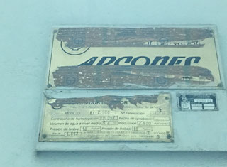 Arcones A.X. P91105057