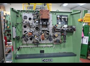 Stroj na výrobu pružin Bihler RM 40