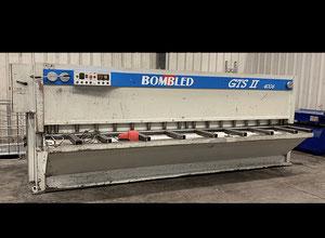 Bombled GTS2 4006 Hydraulische Blechschere