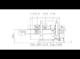 Celaschi TSA 280 C/A GS P91106008