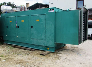 Cummins Power Generation AHCS 400 -5 Generator
