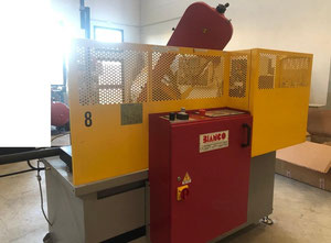 Used BIANCO 370 A band saw for metal
