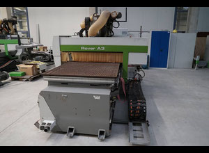 Centre d'usinage à bois cnc Biesse ROVER A3.4 FT