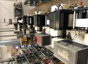 Nilpeter B200 Машина для печатания этикеток