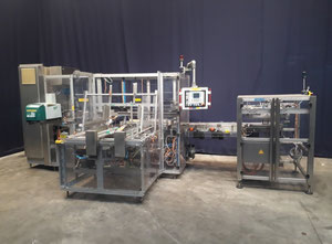 Schäfer & Flottmann SFS 354 + Verteiler Molkerei - Butterherstellung-, Butterverpackung- und Butterportioniermaschine