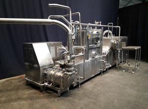 Simon Freres Bac Broyeur BCC 25/380 Molkerei - Butterherstellung-, Butterverpackung- und Butterportioniermaschine