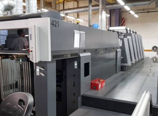 Heidelberg CD 74-4 LX F UV P91108088