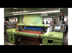 Somet Super Excel Loom with jacquard