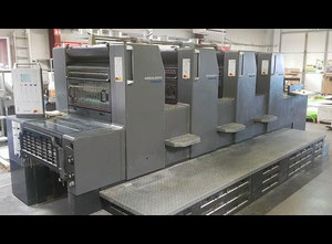 HEIDELBERG PRINTMASTER PM 74-4P Offset four colours
