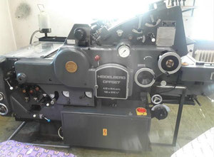 HEIDELBERG KORD 64 Offset one colour