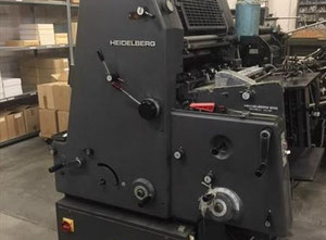 HEIDELBERG GTO 46+ Offset one colour