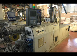 Used Battenfeld Estrusore BEX1-90-30B Extrusion - Single screw extruder