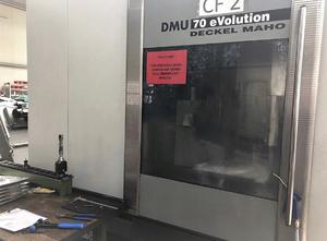 DMG DMU 70 evo Machining center - 5 axis