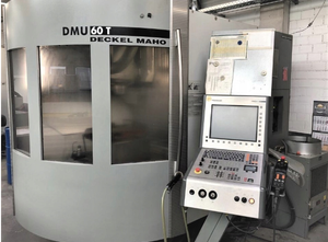 DMG DMU 60 T Machining center - vertical