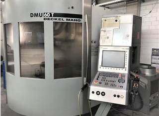 DMG DMU 60 T P91108140