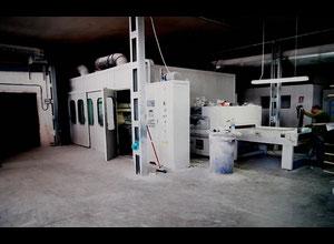 Machine de vernissage Cefla Roctre