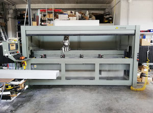 Centre d'usinage horizontal Emmegi Phantomatic T4A