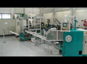Máquina de producción, envasado y porcionado de queso Majer BSZ-4 x1, MAM x1