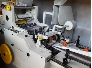 Maszyna do przetwórstwa papieru Manzoni Seriana 31 + 4 col. in line flexo