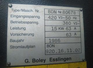 Boley BDN P91111056