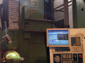 Mecof mecof-CS-140 Table type boring machine CNC