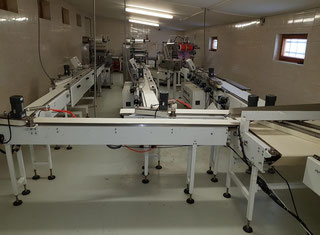 Kotek Packaging line for food products P91111077