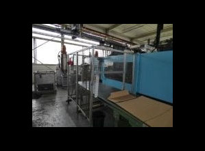 Demag 420 T 810 2300 Injection moulding machine
