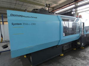 Demag 350 T 710 2300 Injection moulding machine